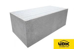 Блок газобетонний UDK SB 400, 600х200х400мм, гладкий