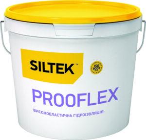 Гідроізоляція високоеластична однокомпонентна Prooflex, 7,5кг